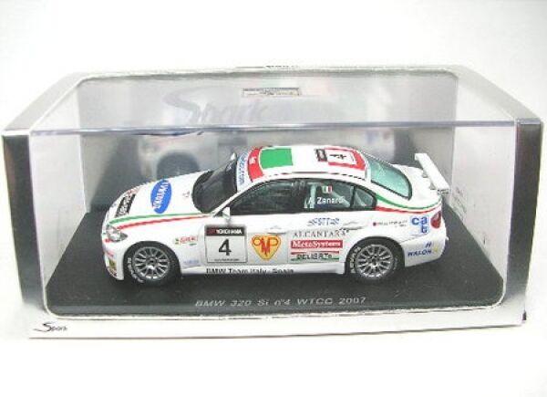 BMW 320si No.4 Wtcc Wtcc Wtcc 2007 285a85