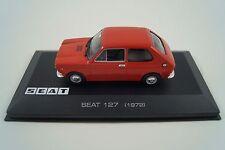 Modello di auto 1:43 SEAT Collection SEAT 127 1972