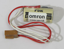 2pcs NEW FDK SANYO CR17335SE-R 3V for Omron C200H-BAT09 PLC Battery