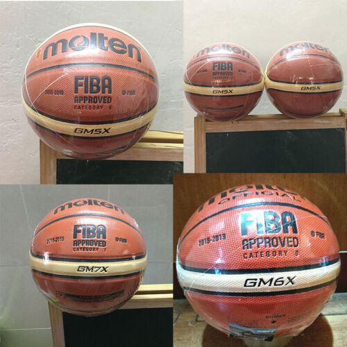 Molten Basketball GM7X GM6X GM5X Size 7//6//5 Outdoor//Indoor Playing Game balls