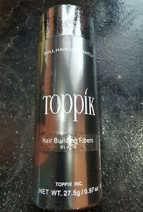 toppik-black-27-5g-hair-building-fiber-100-Original-Free-shipping