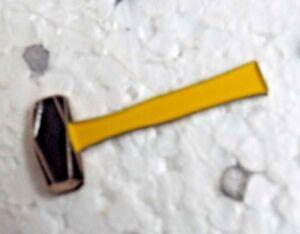 Details about Lump Hammer Enamel Pin Badge Decorator DIY Builder Hand tools  Carpenter