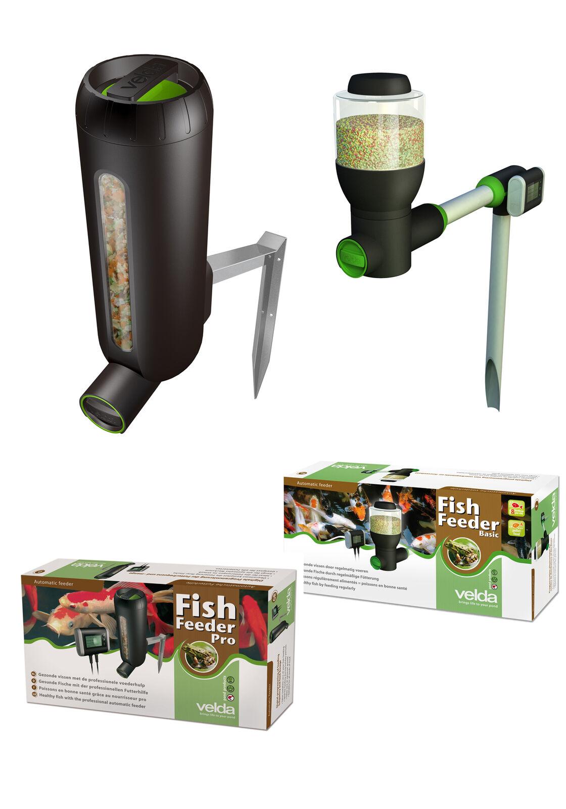 Velda Fischfutterautomat Fishfeeder Basic 124818