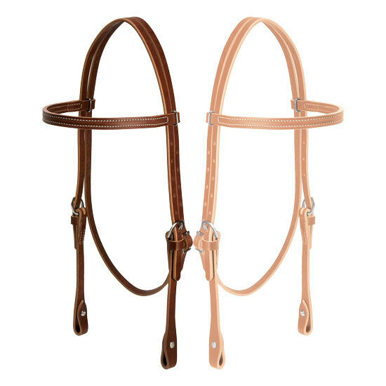Weaver Leather Horizons Browband Headstall