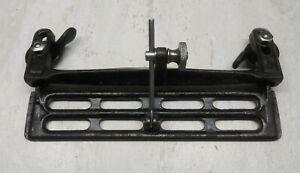 Vtg-Miller-039-s-Falls-Co-No-88-Jointer-Gauge-Fence-Langdon-Miter-Box-USA