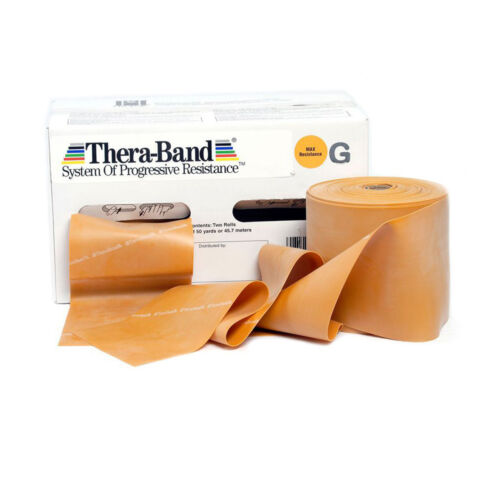Thera-Band ® 3,0 M or effort original theraband du rôle de