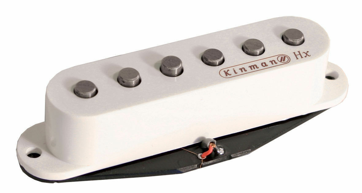 Kinman Strat Pickup AVn-56 Mk-III   einzeln Neck Middle Tonabnehmer Single