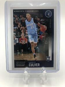 Jarrett-Culver-2019-20-Panini-Chronicles-Score-Rookie-Card-RC-622-Timberwolves