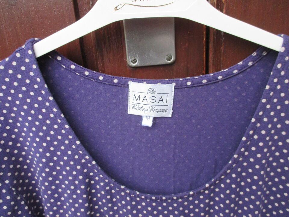 Sweatshirt-kjole, Masai, str. M