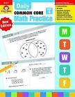 Evan-moor Educational Publishers 753 Daily Common Core Math Practice Grade 4