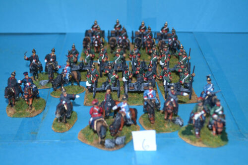 20mm 19th cent 1870 Saxon brigade