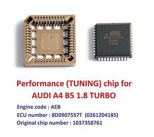 performance chip for audi a4 b5 1 8t aeb turbo engine. Black Bedroom Furniture Sets. Home Design Ideas