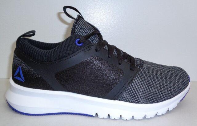 c34bd4732ea Reebok Size 10 PRINT ATHLUX SHATR Black Purple Running Sneakers New Womens  Shoes
