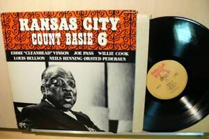 Count-Basie-6-Kansas-City-MINT-Pablo-LP-Big-Band-Jazz