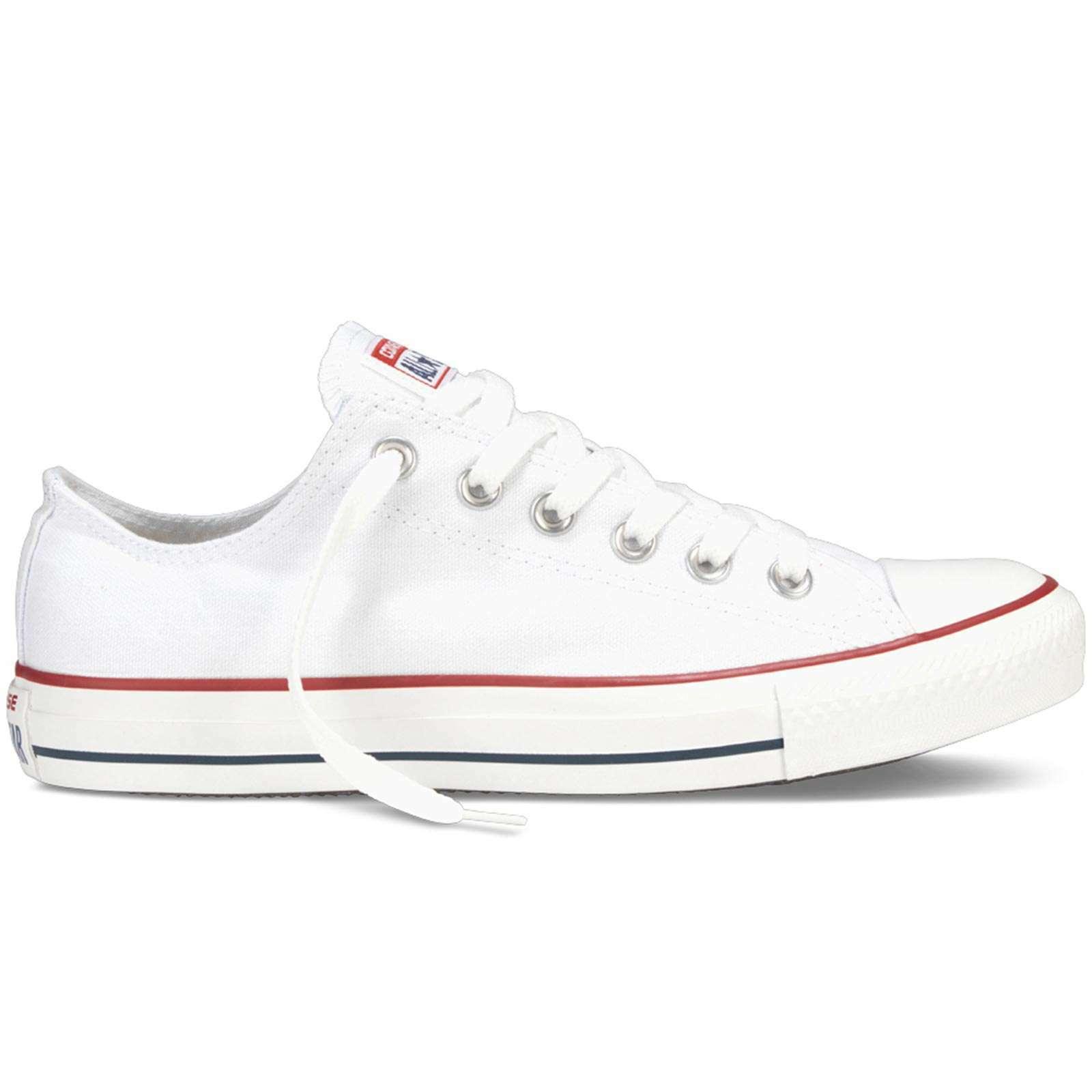 zapatillas CONVERSE Chuck TaylorAll Star zapatos zapatos zapatos Basse hombres mujer M7652C BIANCO 391432
