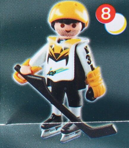 laymobil 5243 Figuren Figures Serie 3 Eishockeyspieler 8