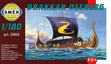 DRAKKAR OSEBERG - VIKING'S SAILSHIP 1/180 SMER (ex HELLER)