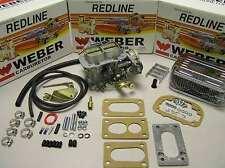 Weber Carb Conversion fits Nissan Pickup 83-86  Z24  - Electric Choke Weber Carb