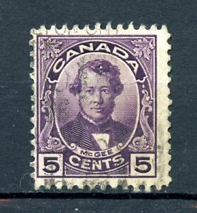 Canada-Used-146-Historical-Issue-DArcy-McGee-1927-G400