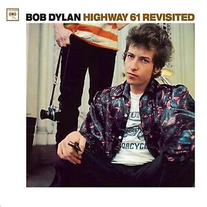 BOB DYLAN - HIGHWAY 61 REVISITED  VINYL LP NEW+