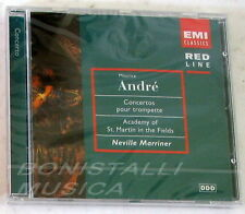ANDRE' M. - CONCERTOS POUR TROMPETTE - MARRINER - CD Sigillato