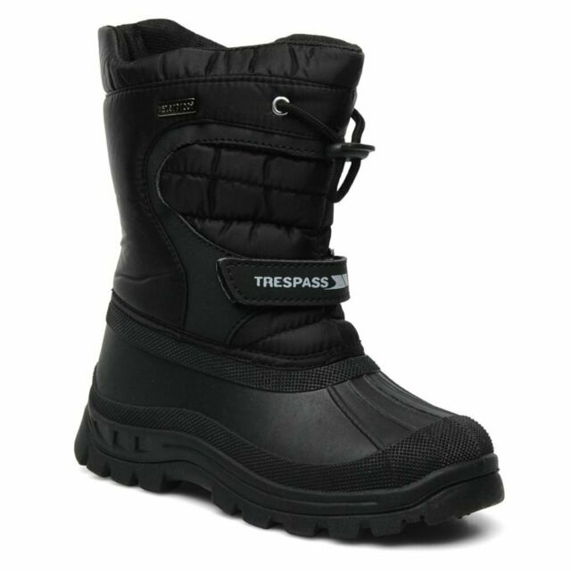 Trespass Mens Dodo Winter Snow Boots RRP £53.99