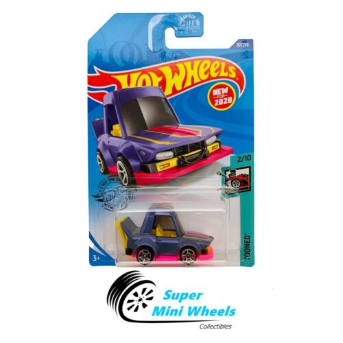 Hot Wheels Manga Tuner Purple Tooned 2//10 2020 J Case #82