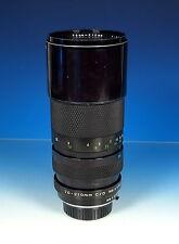 Soligor 70-210mm/3.5 Objektiv lens objectif für Minolta MC - (102006)