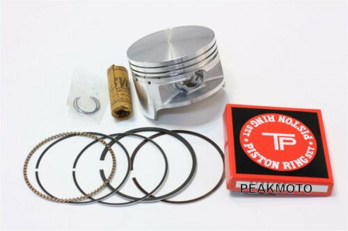 "SUZUKI LT4WD Quadrunner  86-96 Piston and Ring Kit .010/"" 0.25mm Oversize 66.25mm"