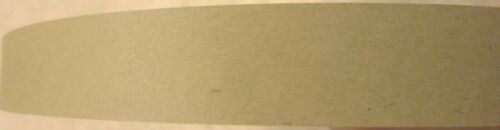 """Paintable Stainable poly paper edgebanding 2-1//2/"""" x 120/"""" with preglued adhesive"""