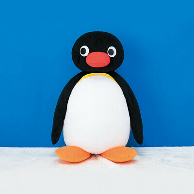 furyu Pingu super BIG animal stuffed toy 45cm plush anime toys