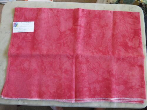 28 count Over-dyed Cashel Rubious 10/% off Picture This Plus