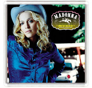 MADONNA - MUSIC LP COVER FRIDGE MAGNET IMAN NEVERA xxrJUwSh-09160346-649288822