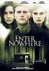 Enter Nowhere 0031398150732 With Sara Paxton DVD Region 1