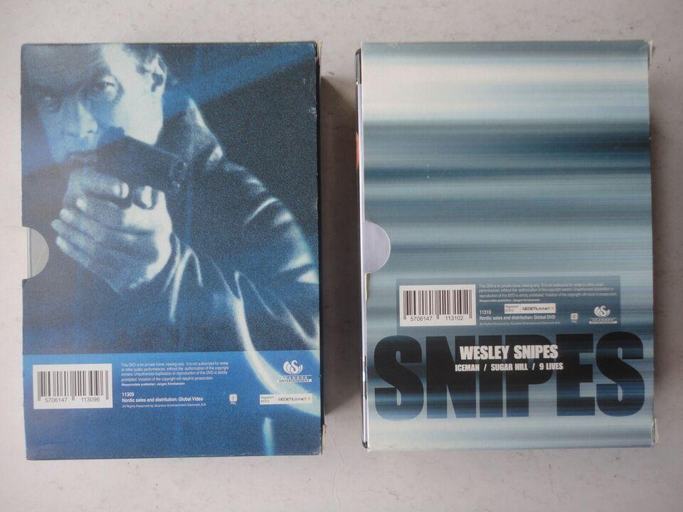 STEVEN SEAGAL , Night Rider , instruktør WESLEY SNIPES