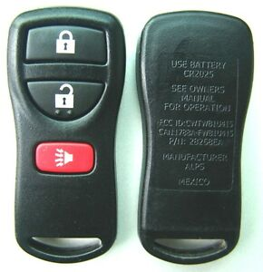 Nissan-OEM-Remote-Keyless-Entry-Car-Alarm-Fob-2005-2012-CWTWB1U415-28268EA