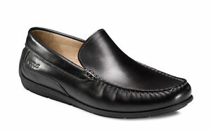 2624493a Details about ECCO Men's 571004 Classic Moc Black Leather Loafer