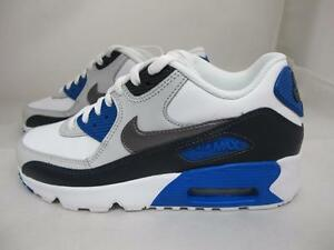 Details about NEW JUNIORS NIKE AIR MAX 90 LTR 833412 404
