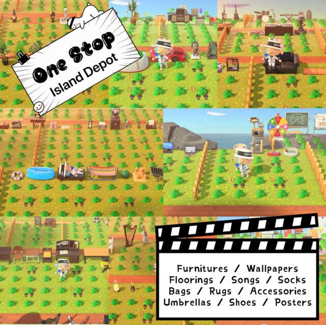 Animal Crossing New Horizons:  🏝⛺️Nooks 3800+ items Catalog ⛺️🏝
