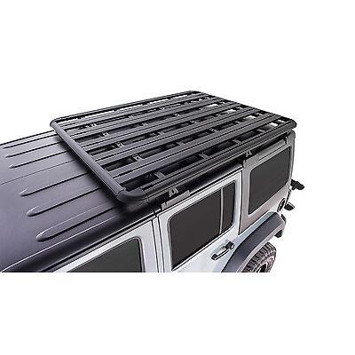 Rhino Backbone & Pioneer Alloy Platform 1828x1426mm Jeep Wrangler JK Hard Top