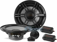 """Crunch CS65C 300W 6.5"""" 2-Way Shallow Mount Component Car Stereo Speaker System"""
