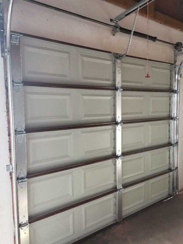GARAGE DOORS, GATE MOTORS, CCTV CAMERAS, ELECTRIC FENCING AND MORE