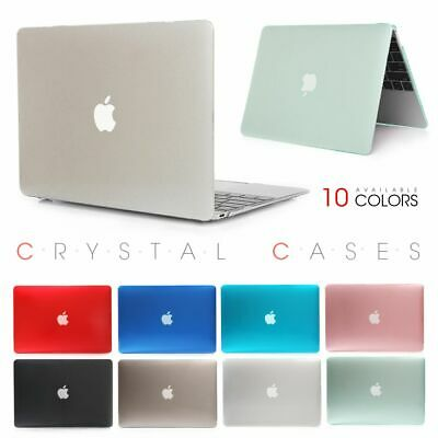"""2016 Outlet Macbook Pro 13/""""A1706 Black Matte Hard Case+Sleeve Bag+Keyboard+Film"""