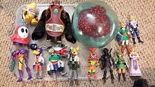 world of nintendo 4 to 5 inch scale figure lot zelda metroid mario link starfox