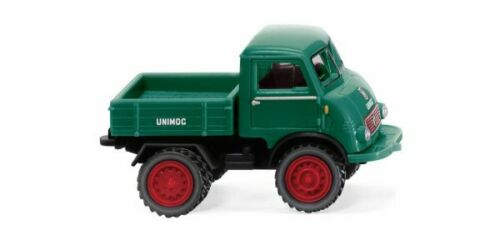 1//87 Wiking Unimog U 401 grün 0368 03