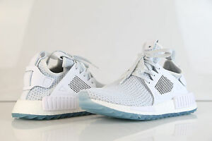 5684877f3 Adidas Consortium X Titolo NMD XR1 TR Trail White Clear BY3055 8-13 ...
