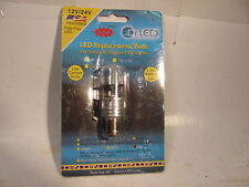 DR LED 12/ 24  volt AS  SERIES 40  RED  BULB    polar star 8001054