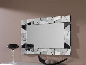 Specchio Design Per Camera Da Letto.Specchio Da Parete Moderno 60x90 Reversibile Per Ingresso Camera