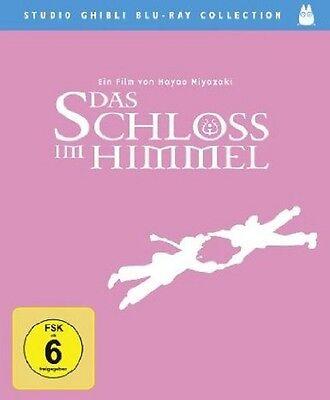 Blu-ray * Das Schloss im Himmel (Studio Ghibli Blu-ray Collection) * NEU OVP