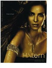 PUBLICITE ADVERTISING    2006   H. STERN  joaillier bijoux